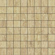 Плитка Италон Travertino Romano Mosaico Lux