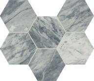 Плитка Италон Charme Extra Atlantic Mosaico Hexagon Cer
