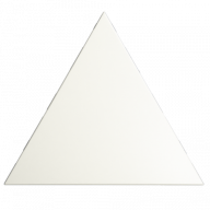 Плитка ZYX Evoke Triangle Layer White Matt