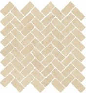 Плитка Италон Room Stone Beige Mosaico Cross Cer