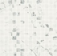 Плитка Италон Charme Deluxe Invisible White Mosaico Split Cer
