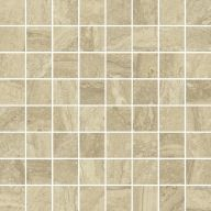 Плитка Италон Charme Advance Wall Project Travertino Mosaico Lux