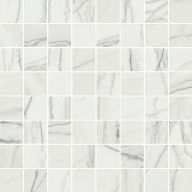 Плитка Италон Charme Advance Wall Project Platinum Mosaico Lux