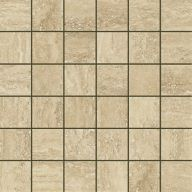 Плитка Италон Travertino Romano Mosaico Cerato