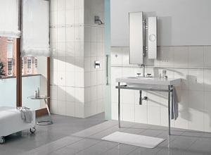 Ошибки при выборе цвета плитки для ванной комнаты